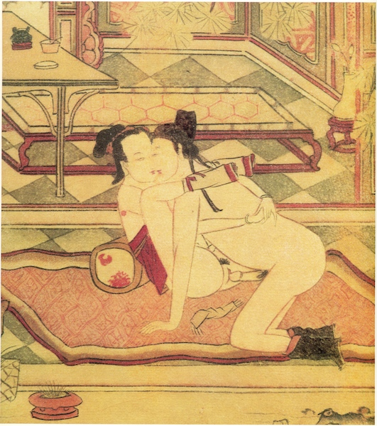 Ancient chinese erotica